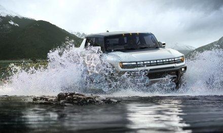 GMC Hummer EV – Elektrisch durchs Gelände