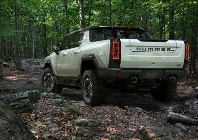 GMC Hummer EV Offroad