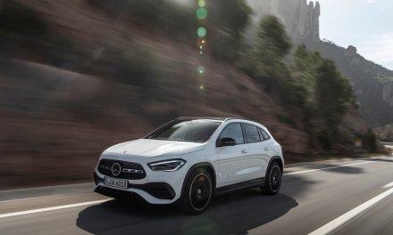 Mercedes-Benz GLA – Daimlers Einstieg in die SUV-Familie