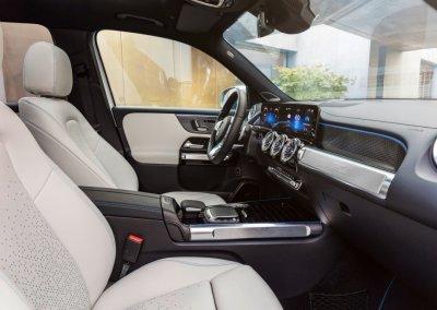 Mercedes-Benz EQB Cockpit