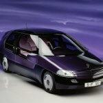 Mercedes-Benz F 100 – 1991 ganz weit vorne