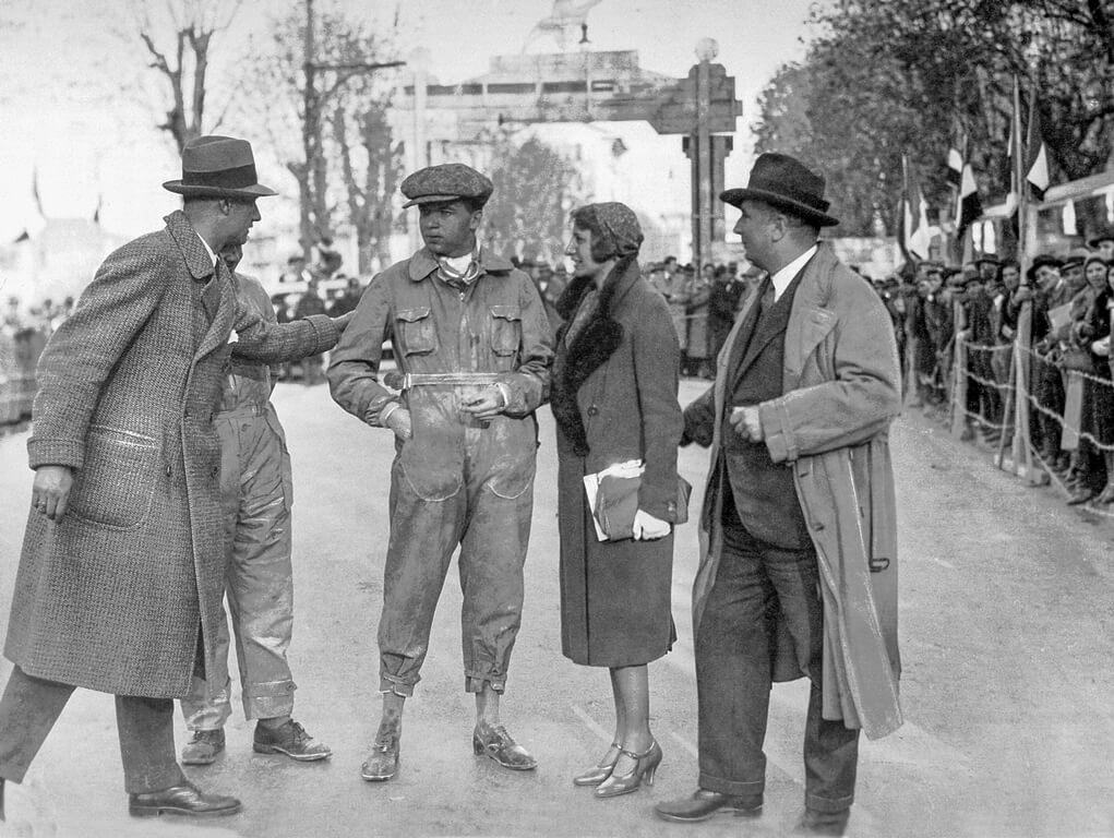 Rudolf Caracciola 1931
