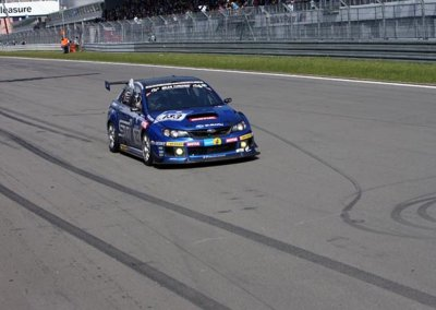 Subaru WRX STI 24h-Rennen-Nürburgring2012