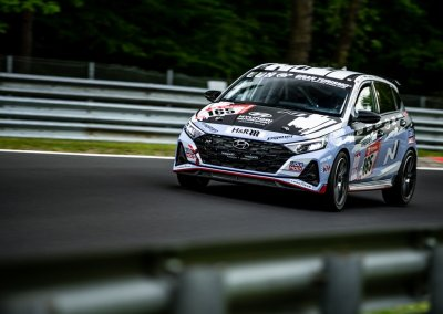 Hyundai i20 N 24-h-Rennen Nürburgring 2021