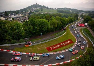 Hyundai beim 24-Rennen Nürburgring 2021