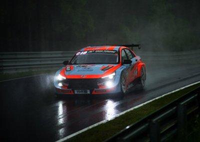 Hyundai Elantra N TCR 24-Rennen Nürburgring 2021