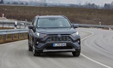 Toyota RAV4 – Hybrid, aber kein Diesel
