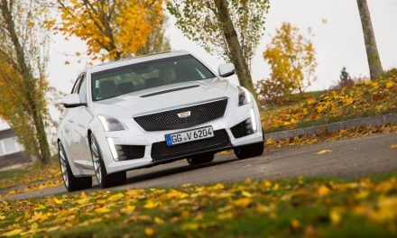 15 Jahre Cadillac V-Series in 2019