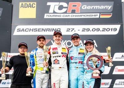Sachsenring ADAC TCR Germany 2019