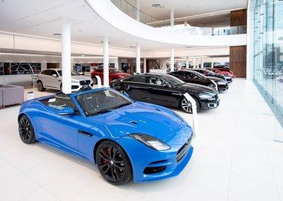 2_Statement Site_Aktuelle Jaguar Modelle