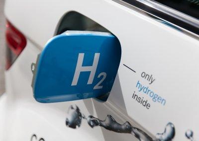 Wasserstofftankstelle