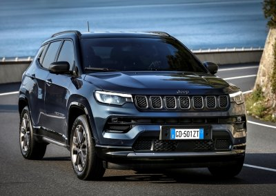 New Jeep® Compass 80th Anniversary 4xe