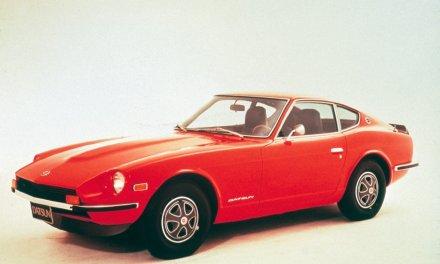 Datsun 240Z – Der Sportler von Nissan