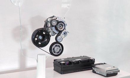 Mit der 48-Volt-Technologie weniger Verbrauch