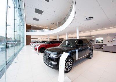 4_Statement Site_Aktuelle Land Rover Modelle