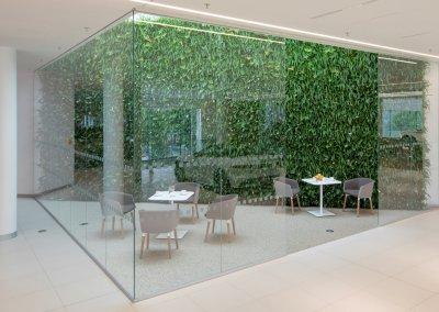4_Statement Site_Green Wall für gutes Raumklima