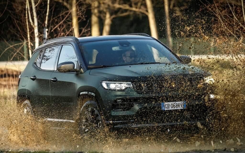 New Jeep Compass – Der Italiener