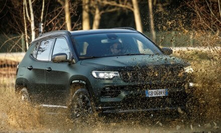 New Jeep Compass – Der Italiener