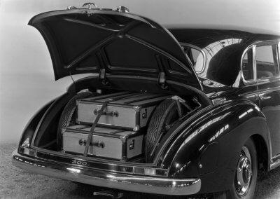 Mercedes-Benz 300 Kofferraum