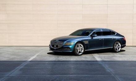Genesis startet 2021 mit einer Limousine und einem SUV in Europa