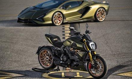 Ducati Diavel 1260 Lamborghini – Eine Hommage