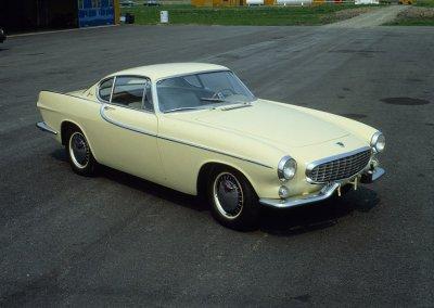 Volvo P1800 Prototyp 1959