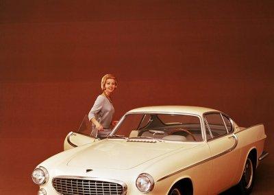Volvo P1800 Prototype 1960