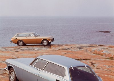Volvo 1800 ES Schneewittchensarg