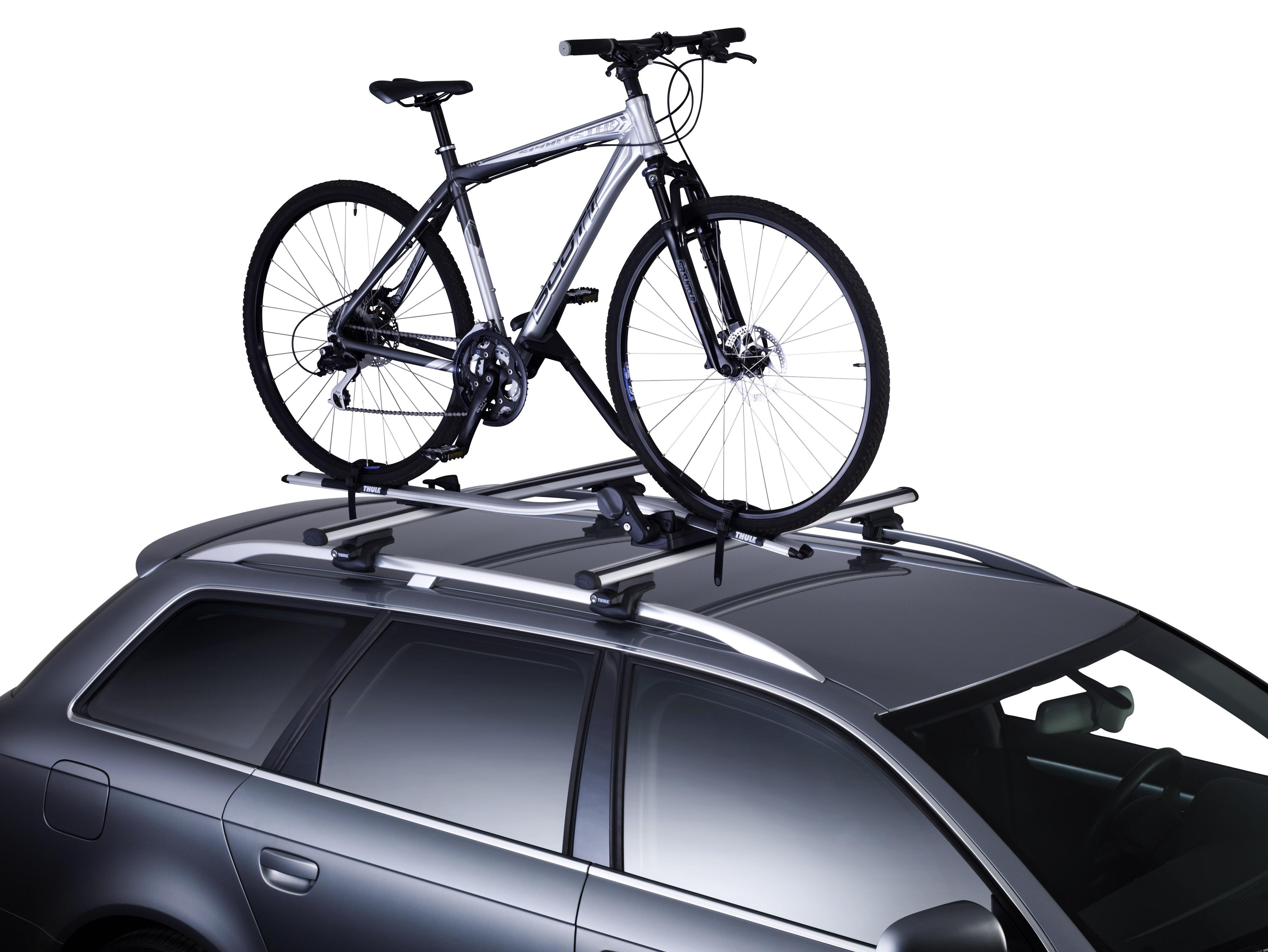 Fahrradträger für das Dach: kostengünstigste Lösung