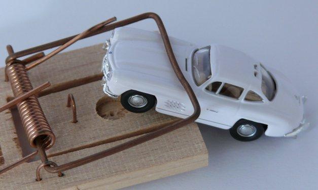 Online-Gebrauchtwagenkauf: Betrug mit gestohlenen Autos