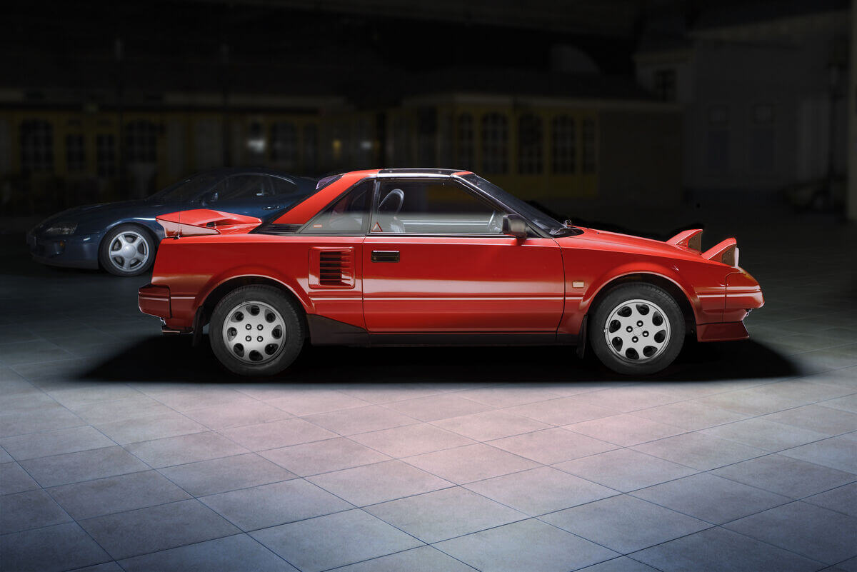 Toyota MR2 Mister Two