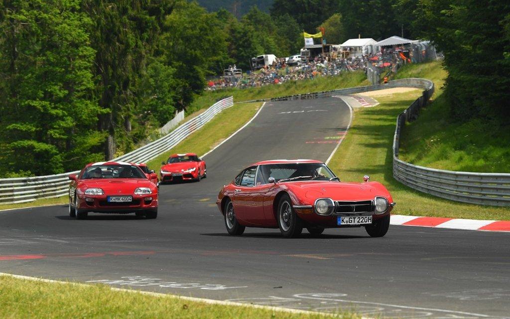 Toyota 2000 GT – Der erste Sportwagen aus Japan