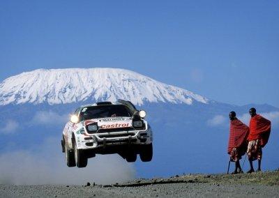 Toyota Celica Turbo 4WD World Rallye Champion 1993