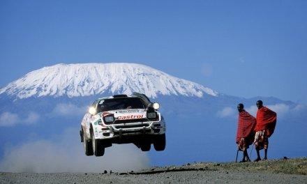Toyota – Rallyesport und Umweltschutz