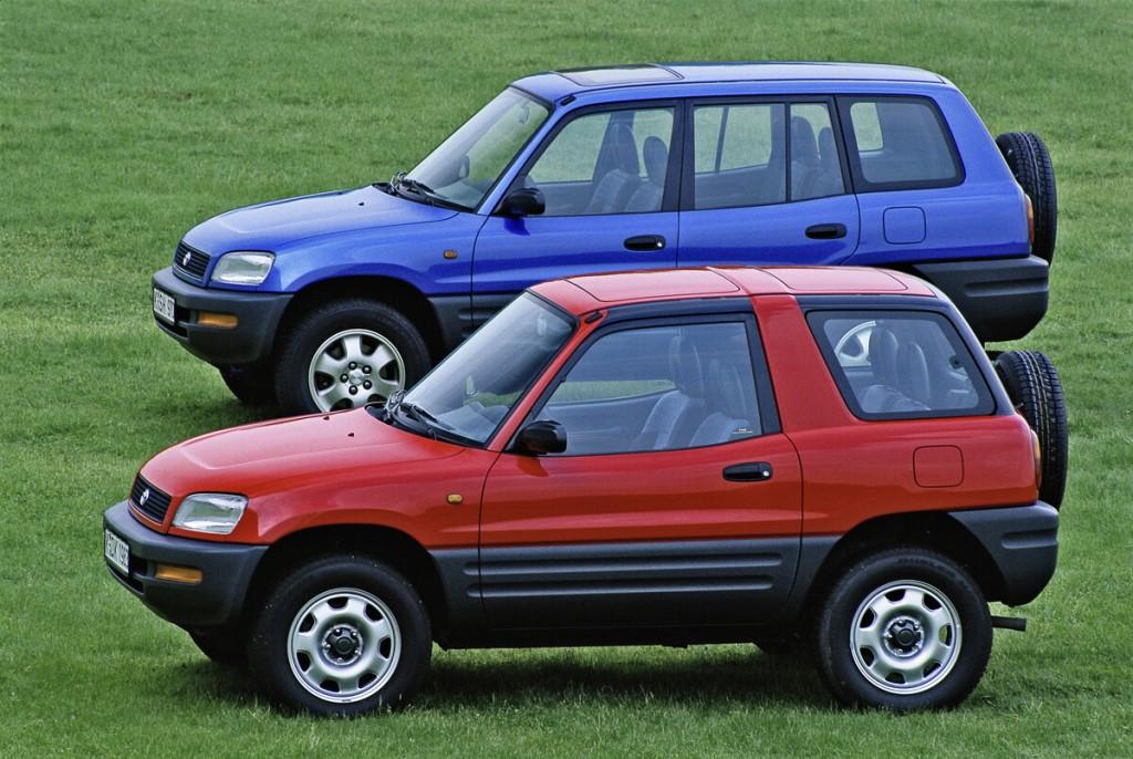 Toyota RAV4 Erste Generation