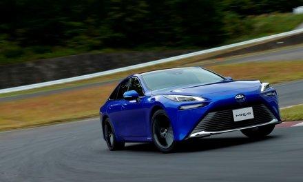 Toyota Mirai – Die zweite Auflage