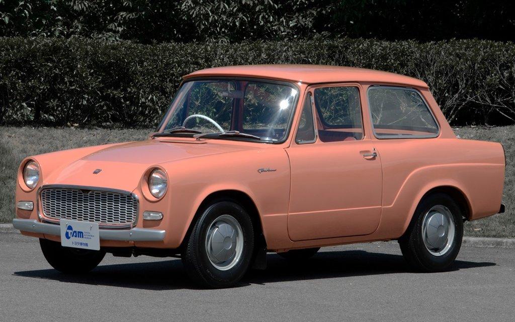60 Jahre Kleinwagen von Toyota – Vom Publica zum Yaris