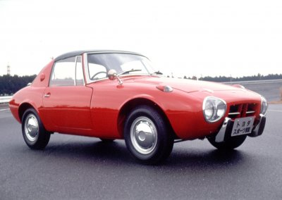 Toyota Sports 800 1965