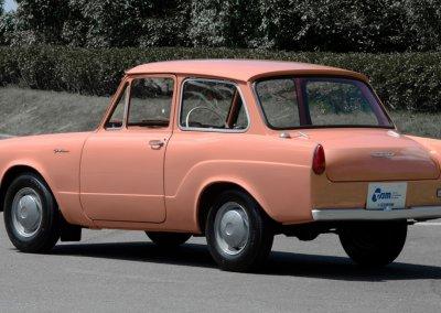 Toyota Publica 1961