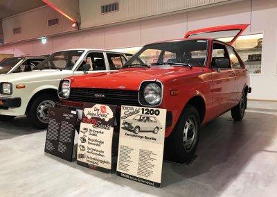 Toyota Starlet 1980
