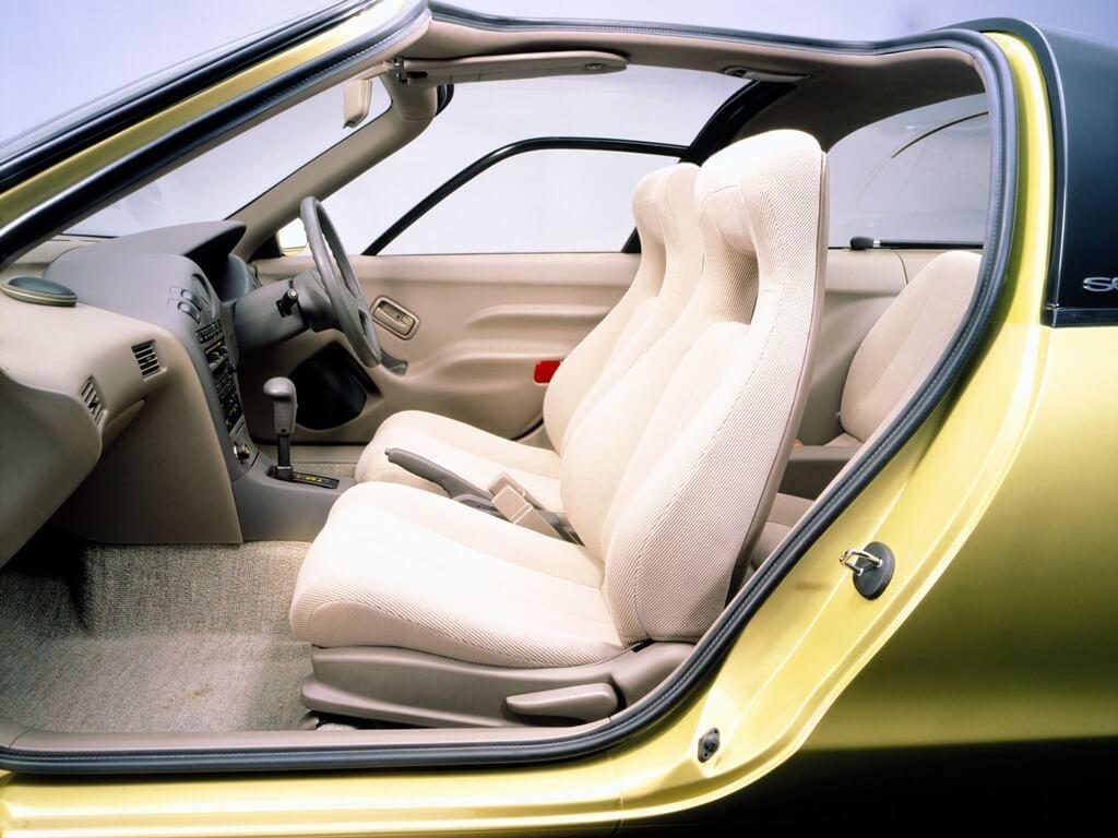 Toyota Sera Interieur