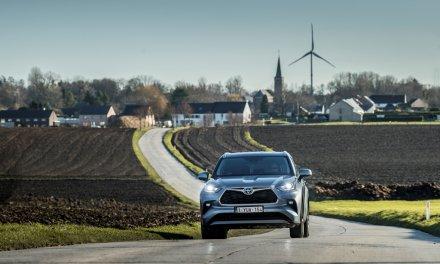 Toyota Highlander – Der Große für Europa