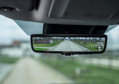 Toyota Highlander Digitaler Innenspiegel