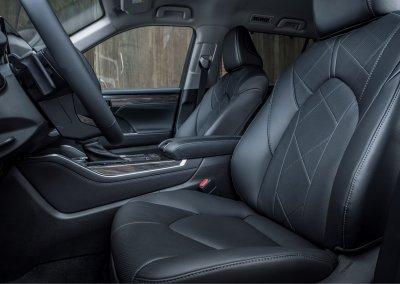 Toyota Highlander Sitze
