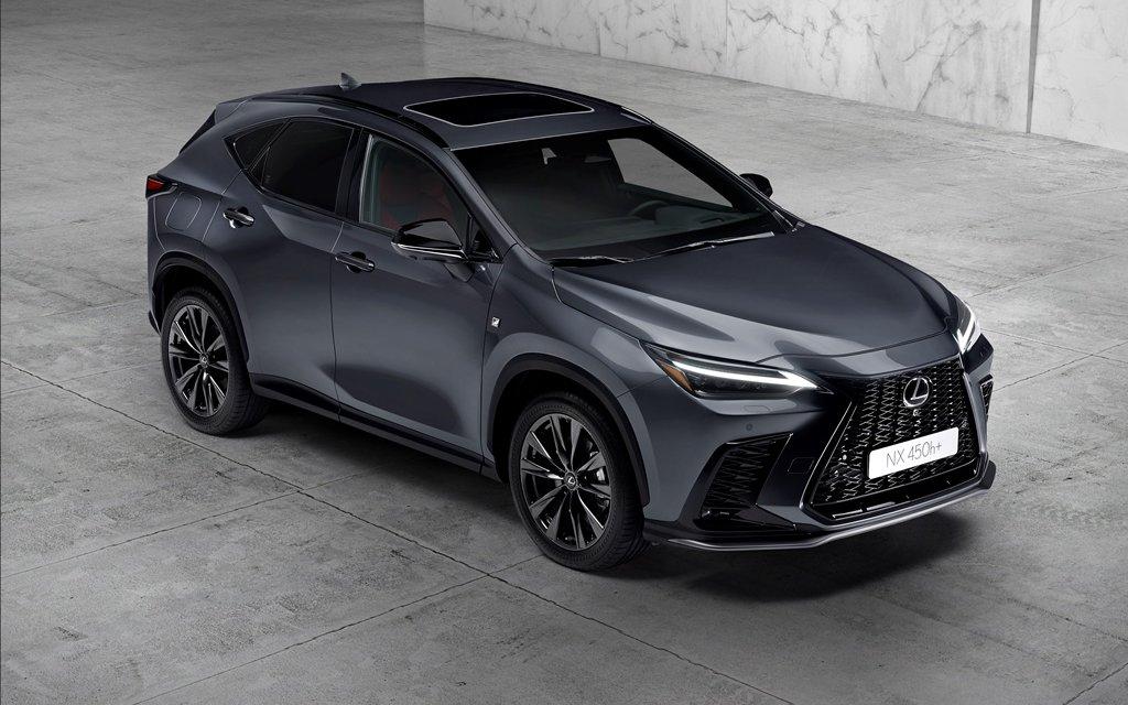 Lexus NX – Nun auch als PHEV