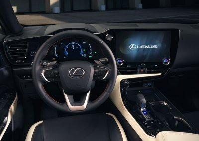 Lexus NX Interieur