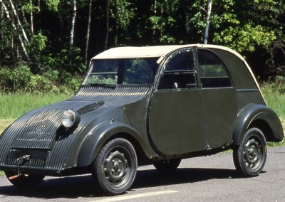 Citroën 2 CV Prototype 1939