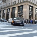 Cadillac auf autonomen Wegen nach Kalifornien