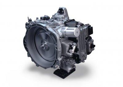 New Hyundai Santa Fe Achtgang-Doppelkupplungsgetriebe (8DCT)