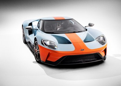 901 Ford GT Heritage-Edition